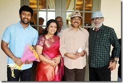 Music Director GV Prakash Kumar Saindhavi wedding image1