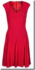 Tommy Hilfiger Red Dress