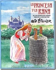 Will Eisner - La Princesa y la Rana