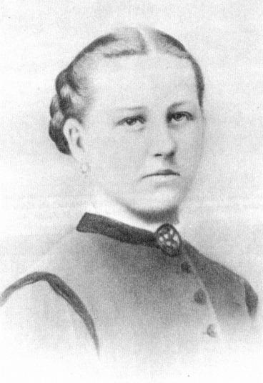 Augusta Maria Outzen--age 16