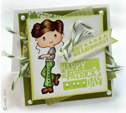 Lil Gilli Jeans_St Patrick~