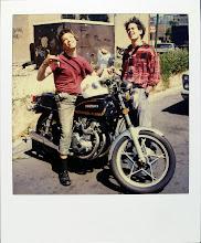 jamie livingston photo of the day June 25, 1986  ©hugh crawford