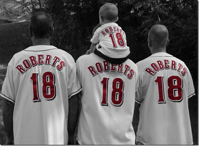 roberts reds