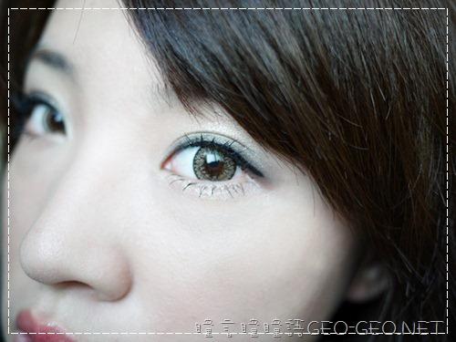 GEO隱形眼鏡-CH-624水凝金咖