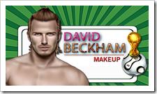 David Beckham Makeup