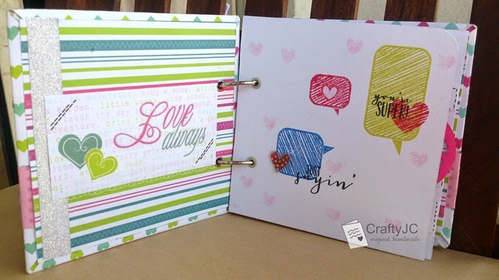 CraftyJC Love Mini Album 2