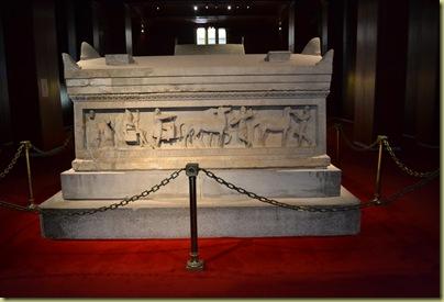 Istanbul Sarcophagus