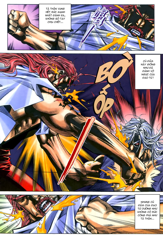 X Bạo Tộc chap 69 - Trang 21
