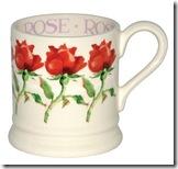 Emma Bridgewater Roses Mug