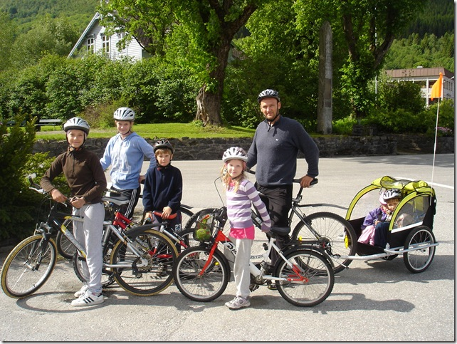 Sykkeltur til Sæbø, Sæbødagane 013
