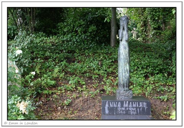 Anna Mahler Sculptor