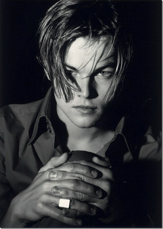 Let op! Speciale prijzen, toestemming vereist. Approval needed, Special fees apply! Leonardo DiCaprio  Greg Gorman / Icon / Transworld GG070 *PA, RT* CD 1193