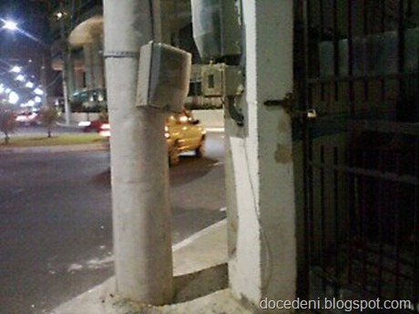 calçada de Itapoã