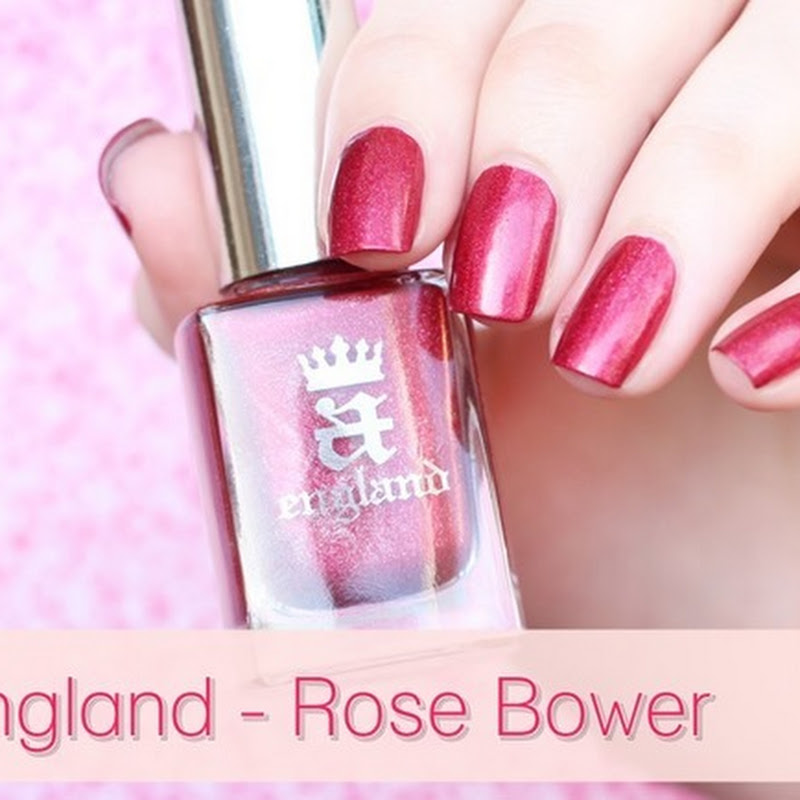 [Swatch] A England–Rose Bower