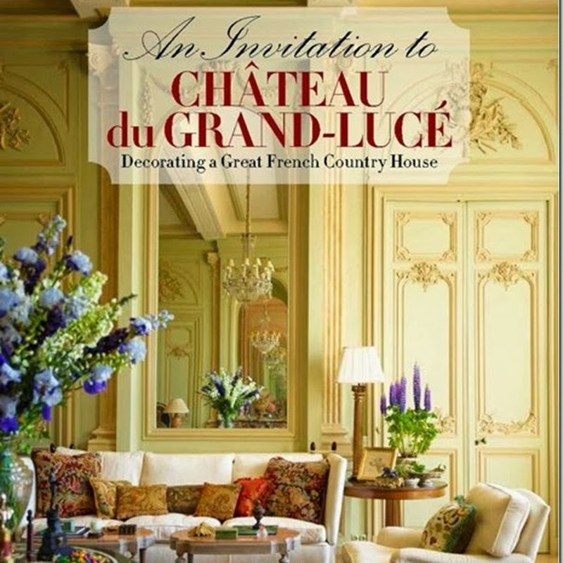 An Invitation to the French Château of top designer Timothy Corrigan