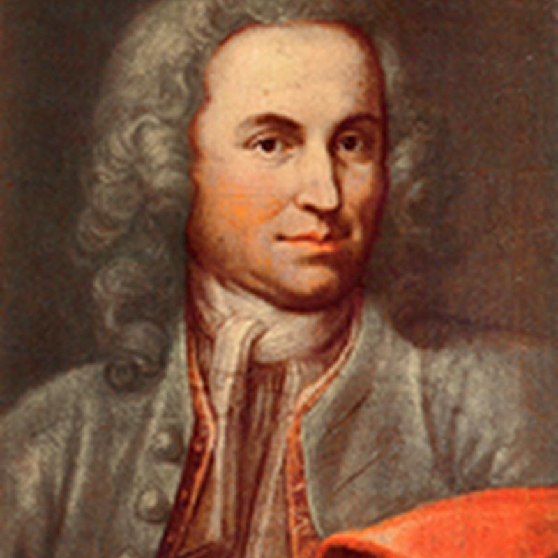 Dibujos de Johann Sebastián Bach colorear
