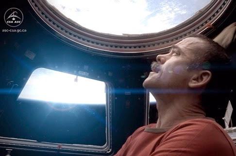 El videoclip grabado en el espacio que podría desaparecer en cualquier momento