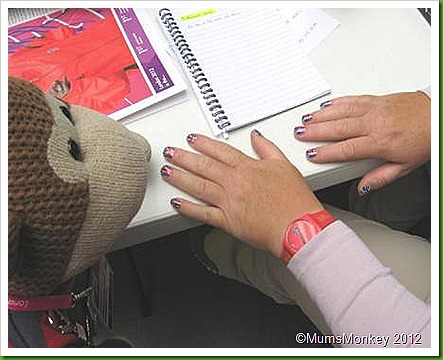 paralympics nail art