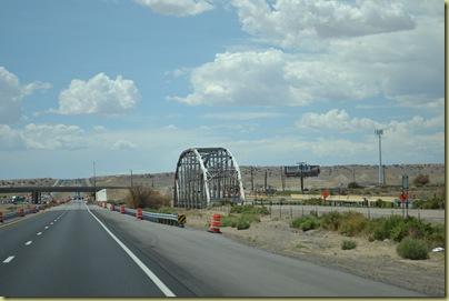 Famous Bridge over 66 next to I40