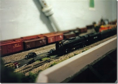 25 My Layout in Summer 2002