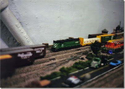 31 My Layout in Summer 2002