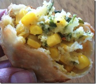empanada inside