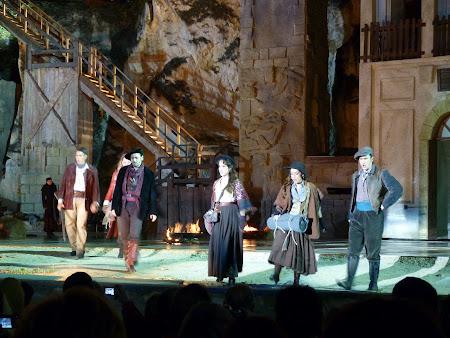 Spectacol Austria: Carmen de Bizet in Burgenland