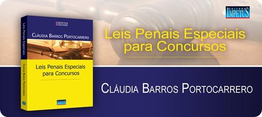 14 - Leis Penais Especiais - Cláudia Barros Portocarrero