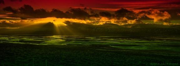 capa para facebook reggae paisagem 2
