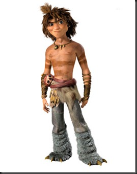 RyanReynolds as Guy in THE CROODS