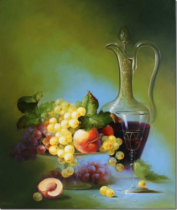 Ludivine Corominas-pintura