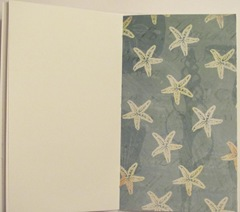 pamphlet book 3 hole starfish page Cheryl