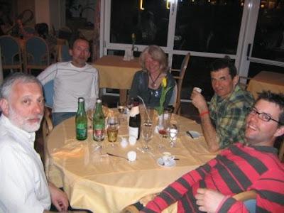 papi (con la visa!!), max, anna, luciano and me!!