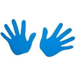 kapstok-handen