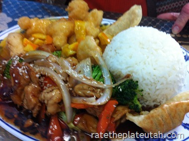 Thai Evergreen Orange Chicken Teriyaki