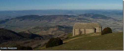 Ermita de San Miguel - Peña Itzaga