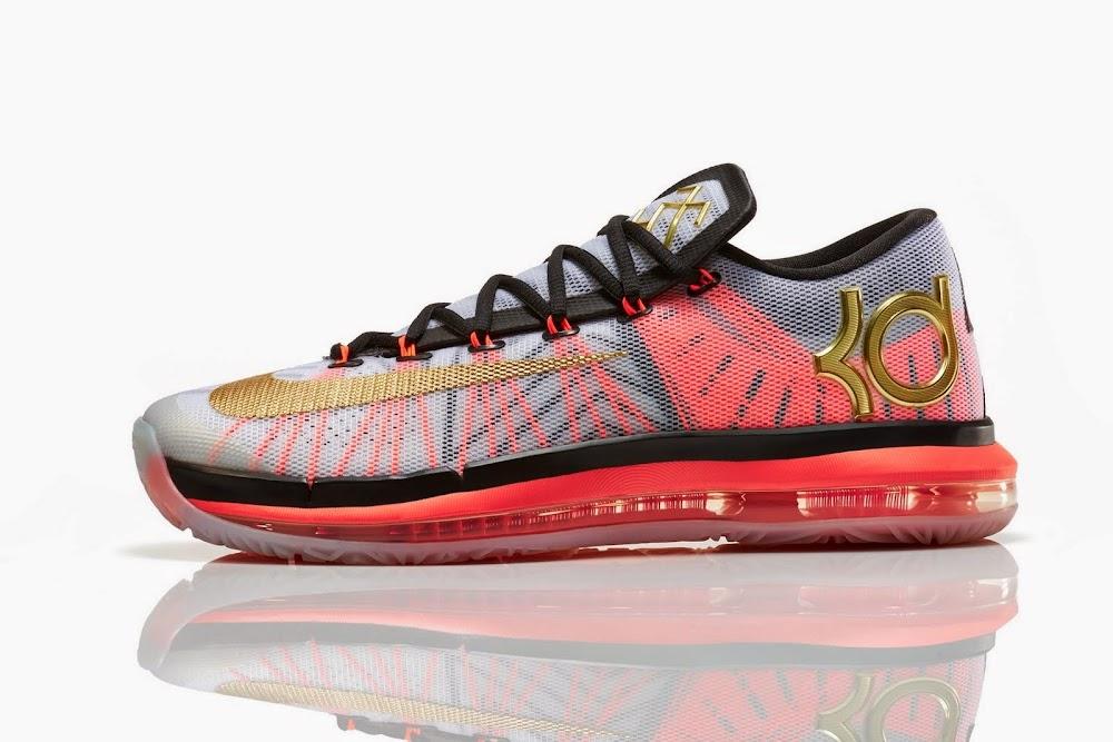 ... Nike Basketball Elite Series Gold Collection KD6 Kobe 9 amp LeBron 11  ...
