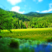 Forêt bavaroise - Lac Großer Arber