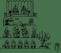 フサギコのひな祭り