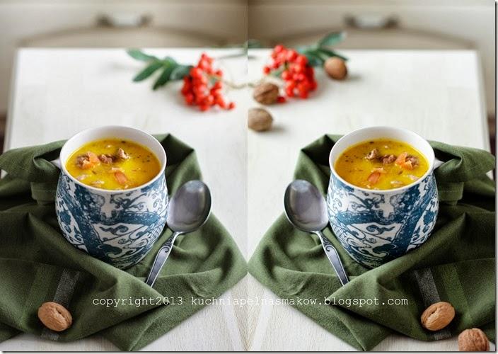 Zupa z żółtych pomidorów3