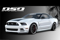 2013 Mustang GT, 5.0L V8, Six-Speed SelectShift Automatic Transmission - Built by DSO Eyewear