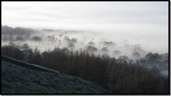 Mist over Barbon