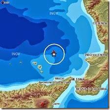 Terremoto Stromboli
