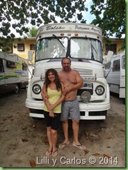 Argentinos Carlos y Liliana