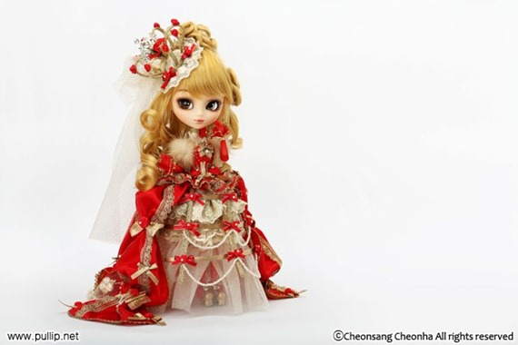 Pullip Princess Rosalind Feb 2013 09