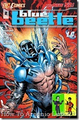 P00002 - Blue Beetle #2 - Metamorp