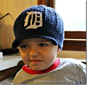 Boy Detroit Hat