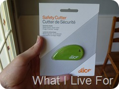 Slice Safety Cutter
