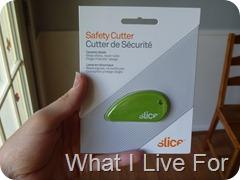 Slice Safety Cutter