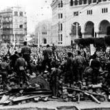 Guerre d'AlgÈrie. Semaine des barricades. Alger, le 20 janvier 1960. ULL-00395662 .